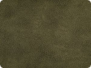 Durable furniture  fabric,  leather-like, reed green, 142cm