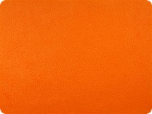 Antipilling fleece, orange, ca. 145cm