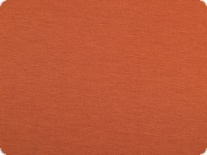 Romant jersey, orange brown, polyester-viscose, 150cm,