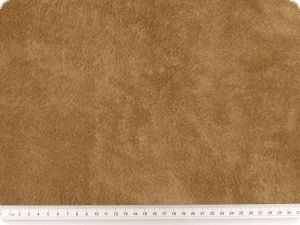 Supersoft fleece, beige brown, ca.150cm