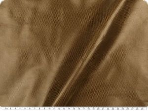 Artificial  stretch leather, stamped, fawn  brown, 135-140cm