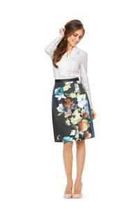 Burda pattern, skirt, size: 36-46
