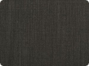 Virgin wool fabric, small pattered, black-white, 150cm