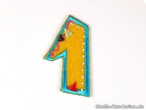 Funny numbers : 1, fusible