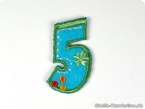 Funny numbers : 5, fusible