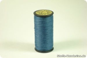 Extremely tearproof sewing thread, jeans blue, 100m