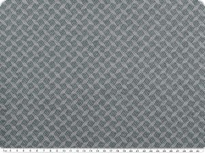 Heavy duty upholstery fabric, small squares, blue, 130cm