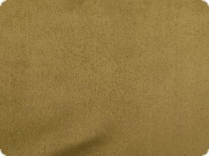 Nice velour fabric, wash leather, middle brown, 150cm