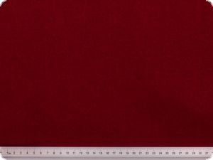 High-quality felt, bordeaux, 1,6-2mm, 140cm