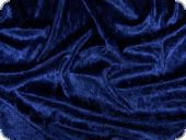 Panne velvet, good quality, dark blue, ca. 150cm