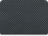 Cotton jersey tiny dots,night blue, 158cm