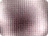 Gingham cotton fabric, violet, 140cm
