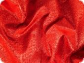 leftover, Fashionable lame fabric, red, 150x133cm