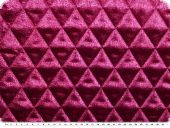 Fashionable lame quilt, pink, 130cm