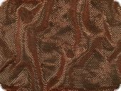 Knitted fabric with Lurex, copper, 150cm