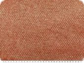 Brokat style, knitware with Lurex, gold-red, 145cm