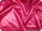 Cotton-polyester-satin, roughened, pink, ca. 145cm