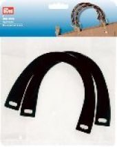 2 bag handles,Marilyn', 14,5 x 11 cm, black