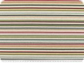 Jacquard upholstery fabric, stripess, multicolour, 140cm