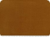 Baby corduroy, small dots, light brown, 140cm