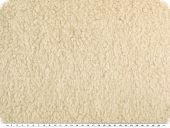 Teddy fabric, super fleece, cream, 155cm