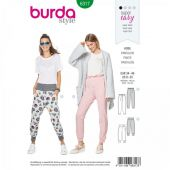 Burda Pattern, Jogg pants, Size: 34-46