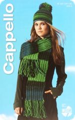 Knitting instructions, Cappello, language: german