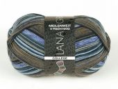 Trendy sock- knitting yarn, col. 3201, 150g/420 m