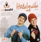 My Boshi, Crocheting Guide, Vol 1.0, language: german
