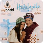 My Boshi, Crocheting Guide, Vol 5.0, language: german