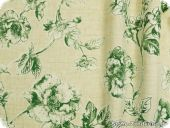 Versatile decofabric,flowers,nature-green,160cm