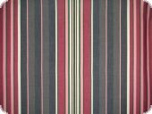 Highquality deco fabric, stripes, violet, 140cm