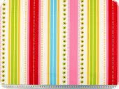 Highquality decorationfabric,satin, stripes and flowers,140c