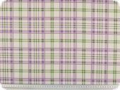Highquality deco fabric, squares, lilac green, 140cm