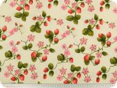 Highquality deco fabric,flowers,multicolour, 280cm