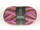Trendy sock- knitting yarn, col. 9382, 150g/390 m