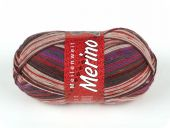Trendy Merino-sock- knitting yarn, col. 2317, 100 gr/420 m