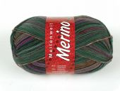 Trendy Merino-sock- knitting yarn, col. 2321, 100 gr/420 m