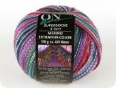 Trendy sock- knitting yarn, col. 2289, 100 gr/420m