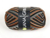 Trendy sock- knitting yarn, multicolour, 100g/420 m