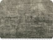 Teflon coated velour upholstery fabric, grey, 140cm