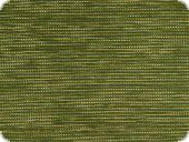 Chenille upholstery fabric, dots aligned, green-yellow 140cm