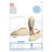 Instruction videos and sewing patteerns for espadrilles