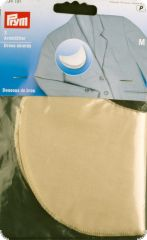 Dress shields, M, beige, 2pcs.