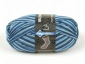 Nice sock- knitting yarn, col. 08701, 100g/420 m