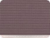 nice shirting,  cotton blended fabric, checked, 130cm