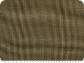 new wool, small houndstooth, brown, top quality, 160cm