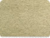 High-quality wool-fleece, plain, ecru, 155cm