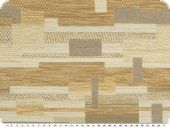 Chenille upholstery fabric, ecru-beige-brown, 140cn