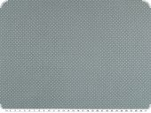 High-quality cotton fabric, small dots, bleu, 145cm
